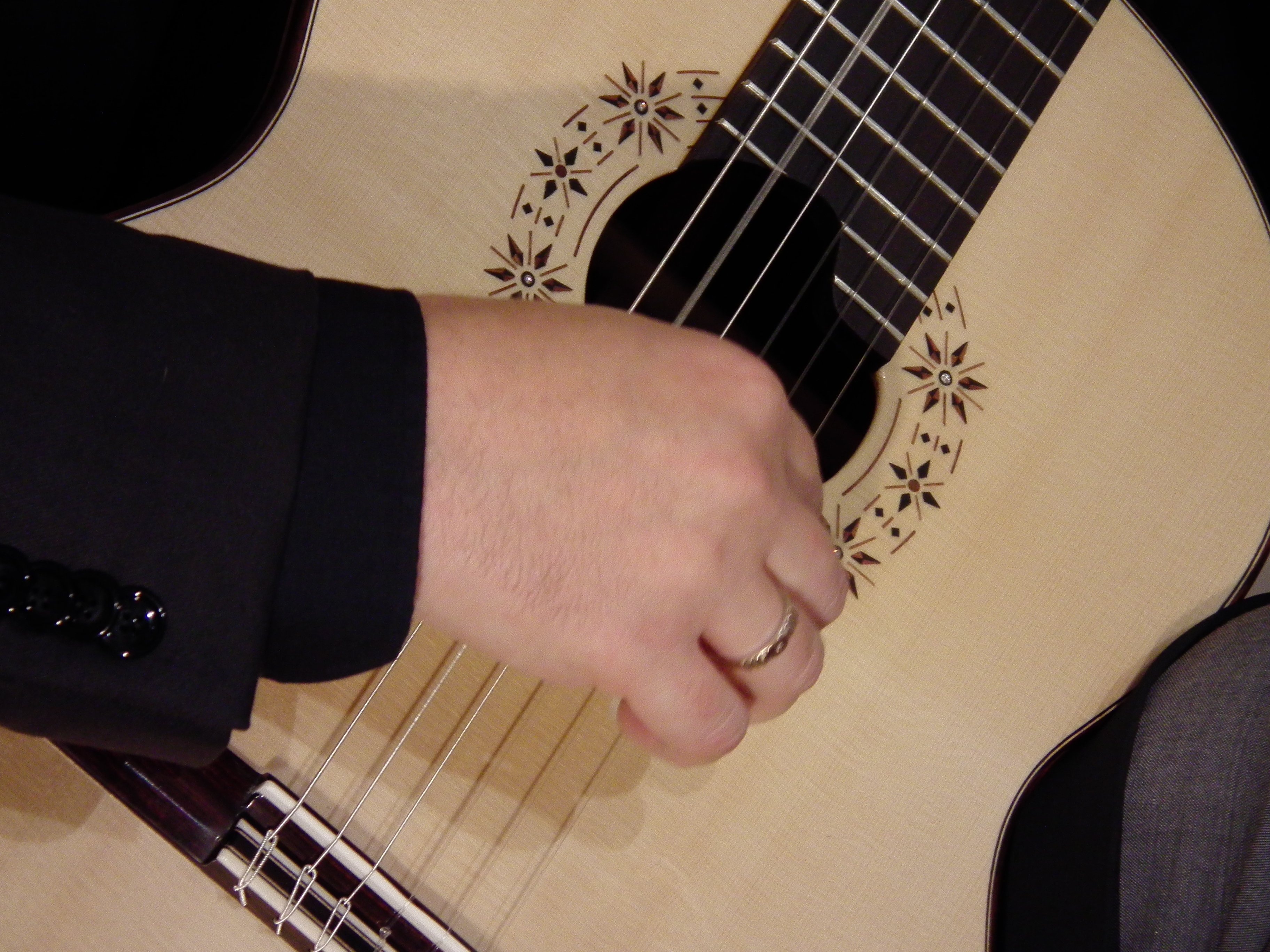 Jubilee guitar nr. 500 \'Merula special\'